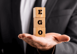 leader ego - stop trying to be a great leader