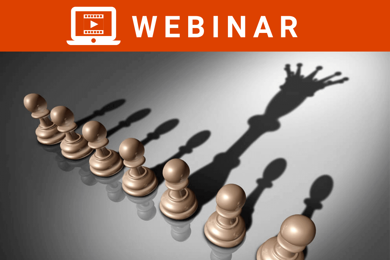 Leadership Webinar, So You Think You Can Lead