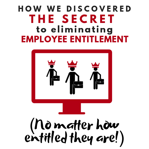 Leadership Development - Eliminating Employee Entitlement - Online Training