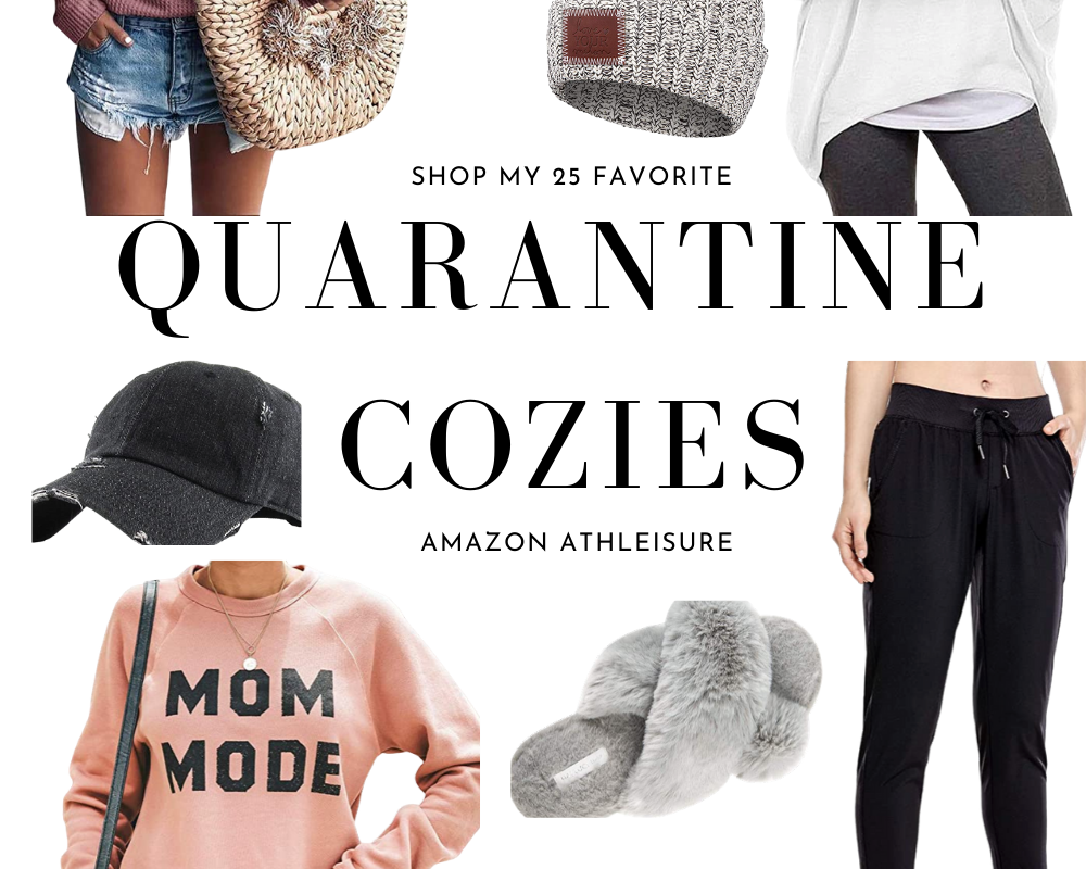 Athleisure for Quarantine