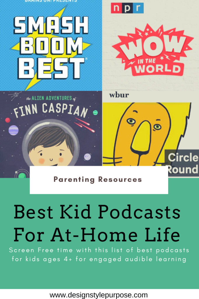 Best podcasts for kids during a pandemic