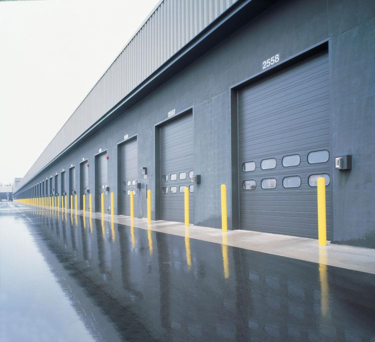 Commercial Garage Doors in Flint