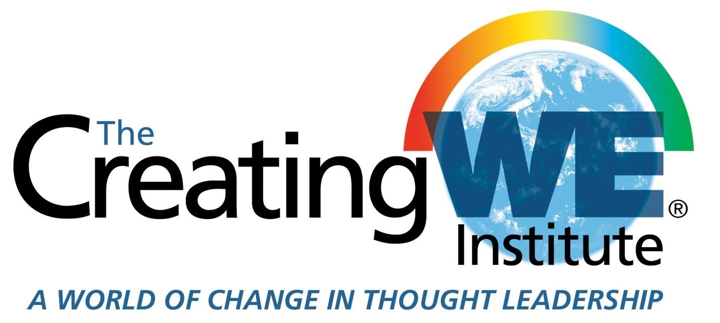 Deb Palmer George Creating We Institute Logo