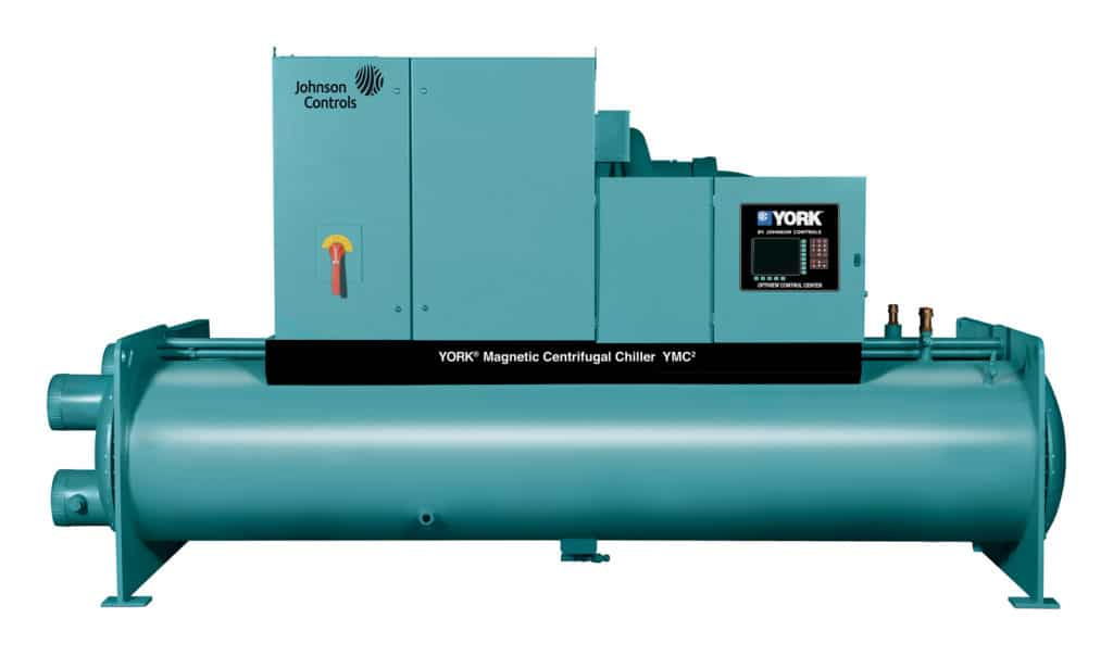 york vsd chiller