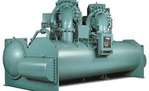 York VSD Coolant Supplied