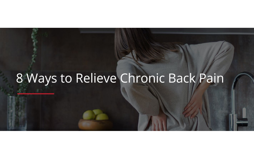 01 8 Ways To Relieve Chronic Back Pain