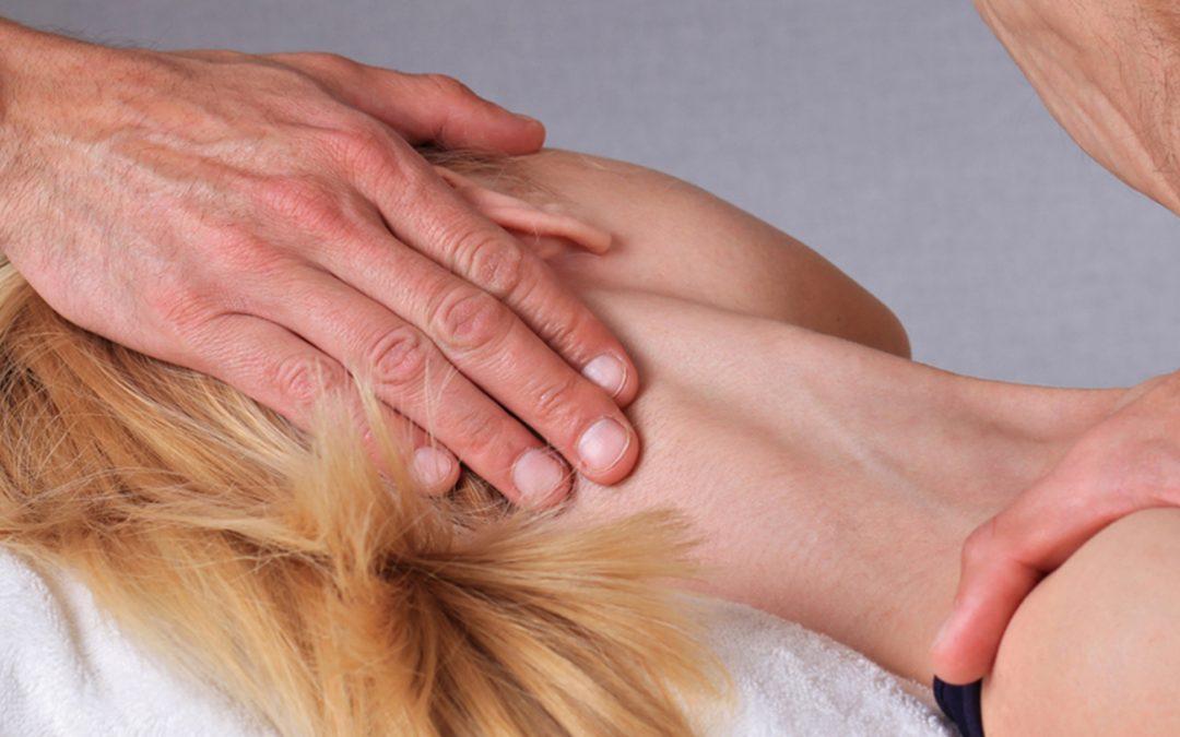 Chiropractic Neck Adjustment