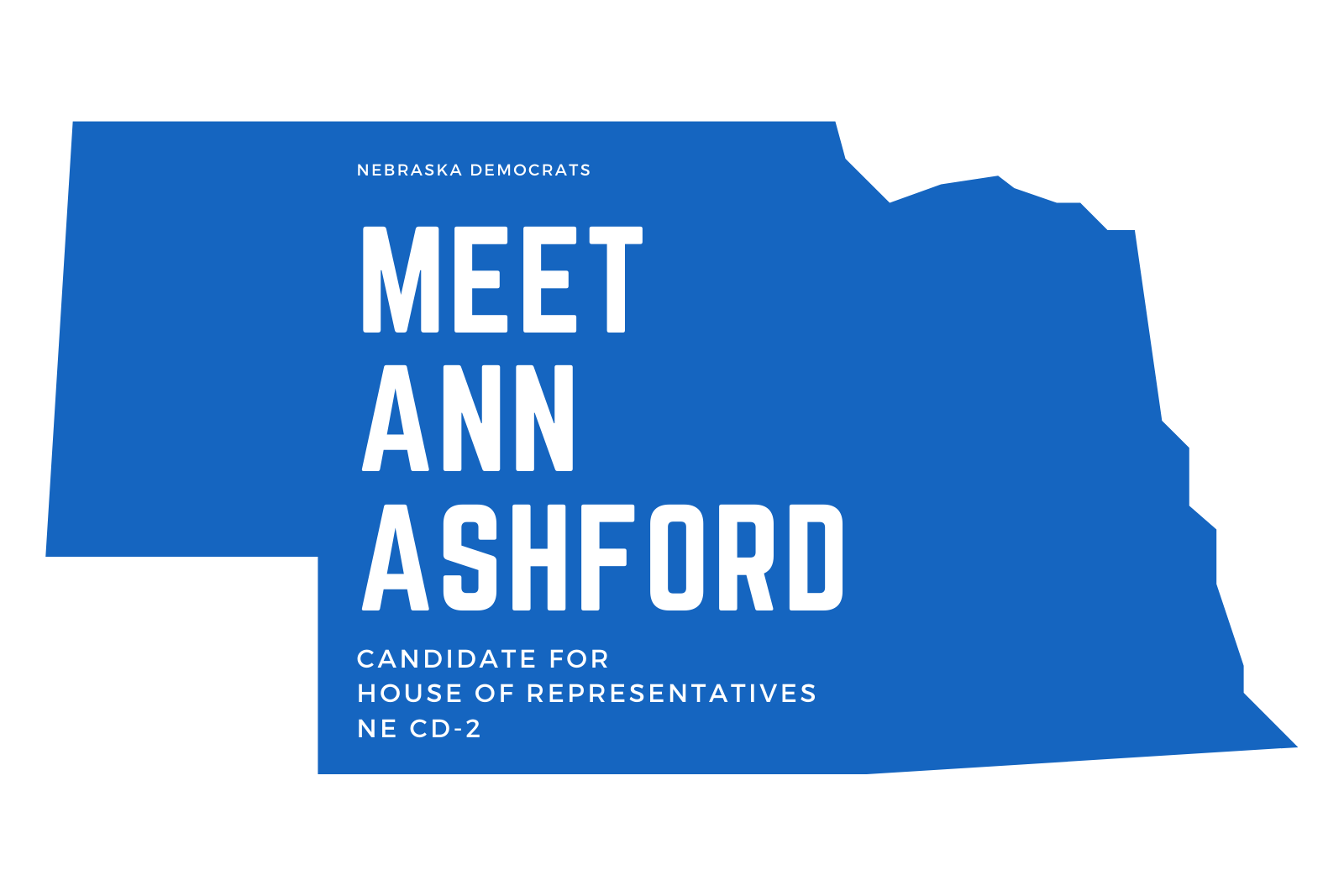 Meet Ann Ashford, Candidate for Congress NE CD-2