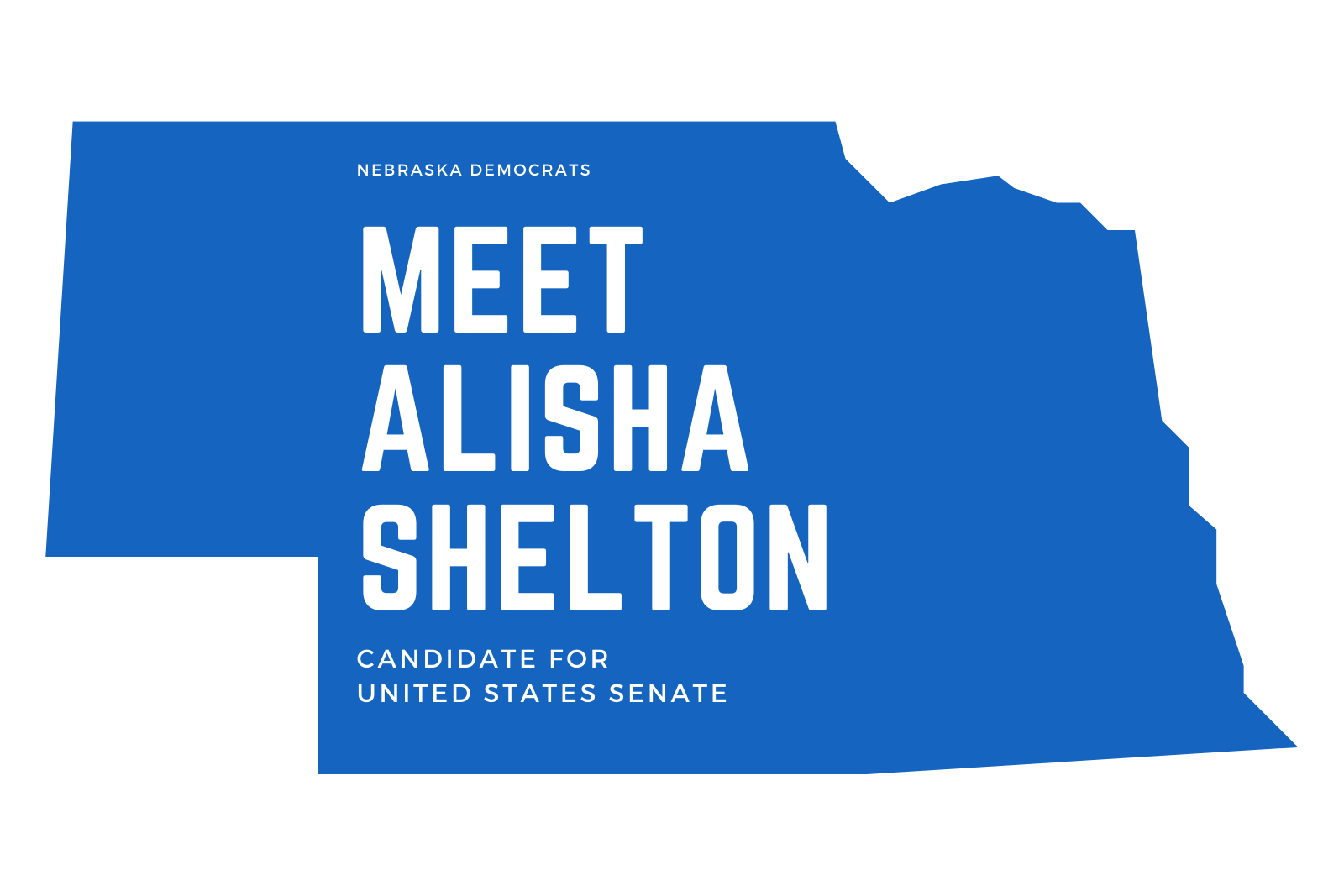 Meet Alisha Shelton, Candidate for U.S. Senate