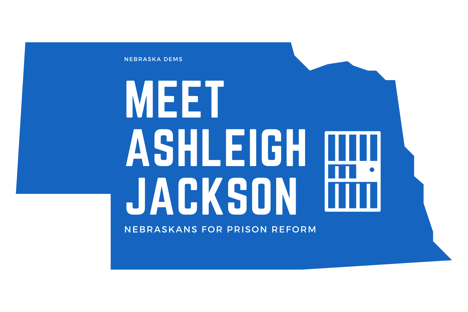 Nebraskans for Prison Reform with Ashleigh Jackson