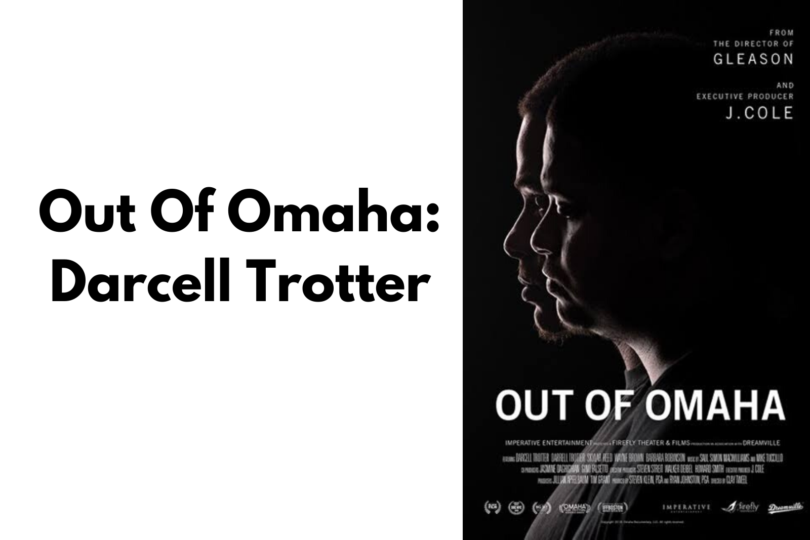 Out of Omaha: In Conversation with Darcell Trotter