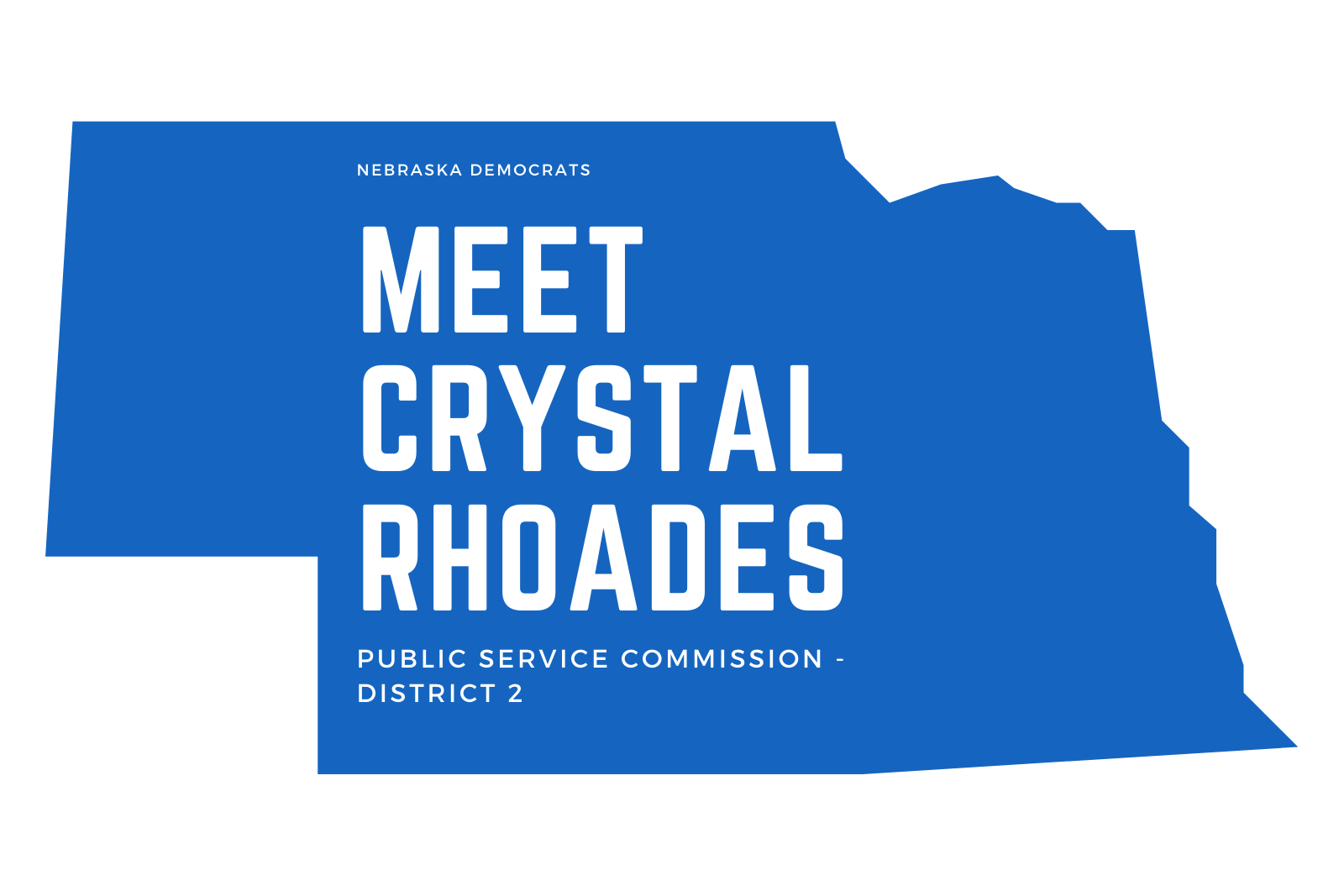 Ep. 24 Meet Crystal Rhoades, Public Service Commission – District 2