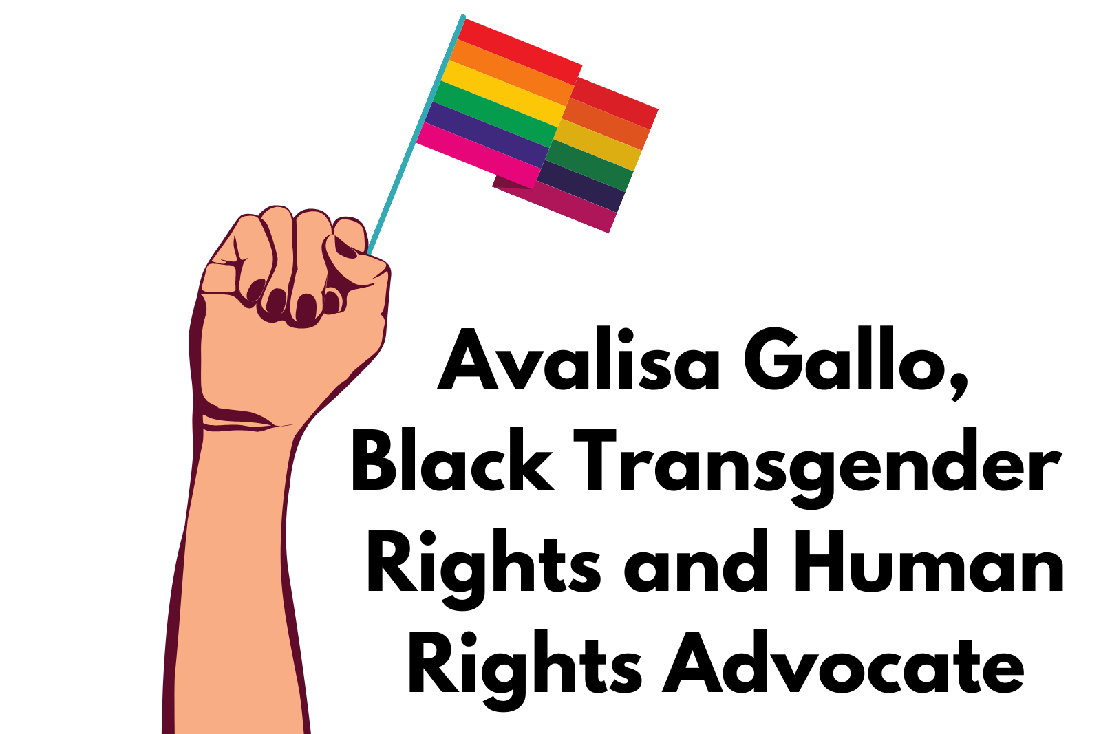 Ep. 30 Avalisa Gallo, Transgender Rights, and Human Rights Advocate