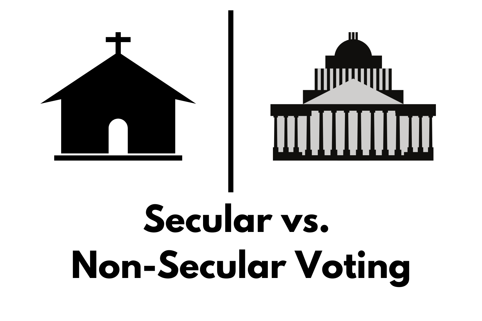 Ep 31. Secular vs. Non-Secular Voting