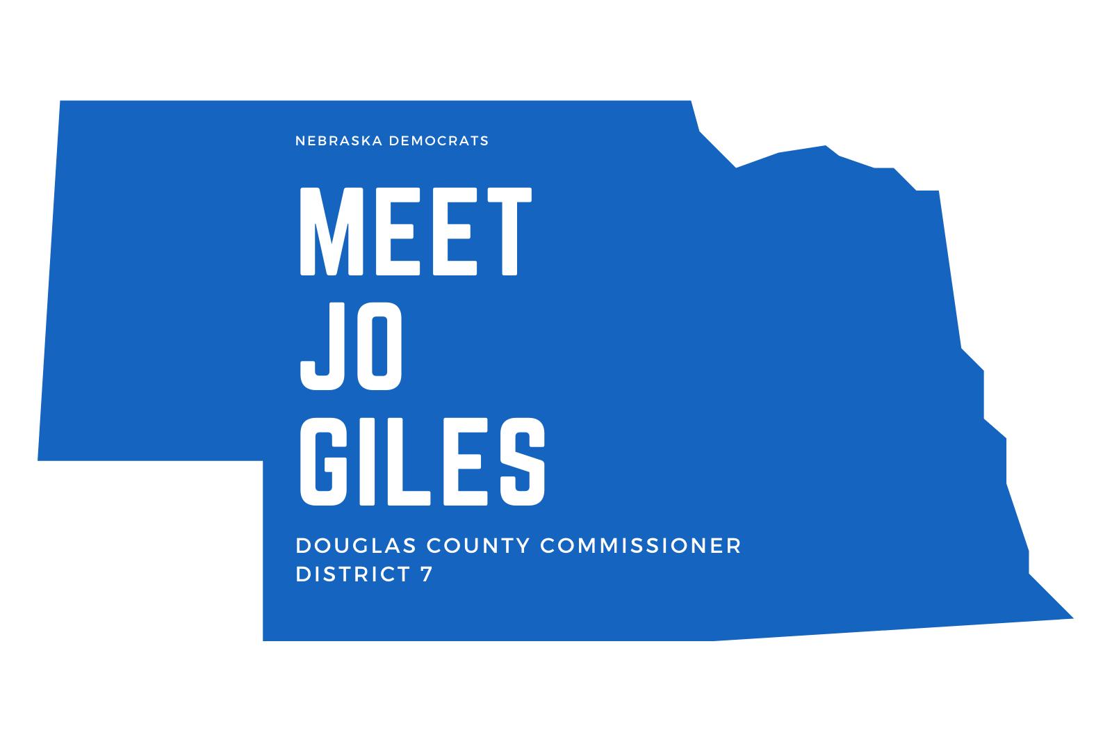 Ep. 35 Meet Jo Giles, Candidate for Douglas County Commissioner D-7