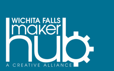 Wichita Falls MakerHub Network Branding Underway