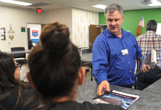 WFISD offers first Water Course at Career Education Center