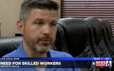 Wichita Falls Chamber hopes to launch program to bring skilled workers