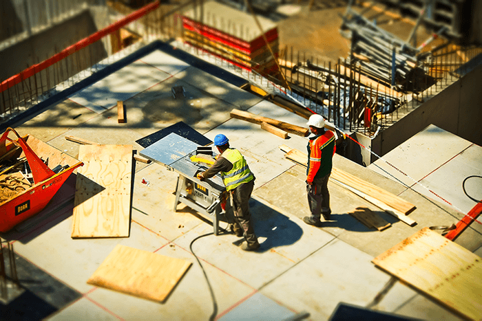 Economy rises with home construction