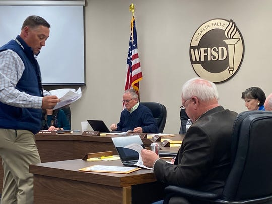 WFISD Board picks architect for bond proposals