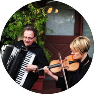 santa barbara violin accordion duo