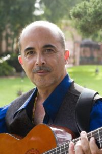 santa barbara classical guitarist