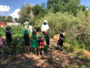 Little Sprouts Field Trip
