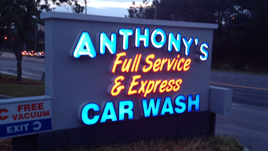 Anthony S Car Wash Car Care Centers