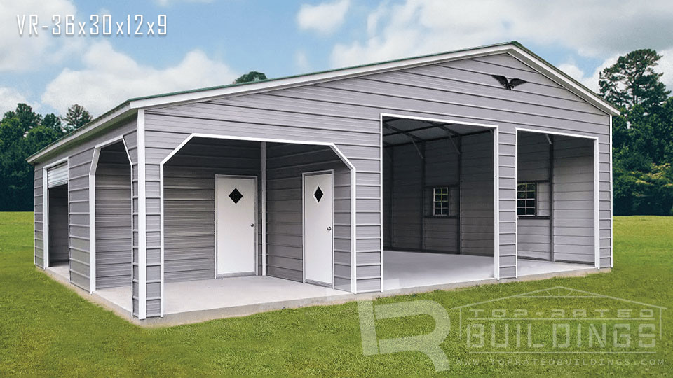 36x30x12x9-Metal-Garage-Building-960x540
