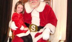 SantawithGirl