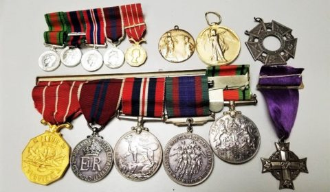 Medals one