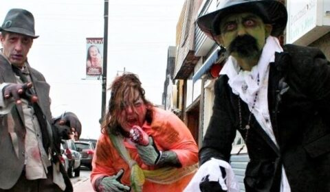 bia halloween street party