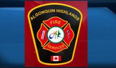 algonquin fire logo