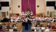 elderberries choir 2019