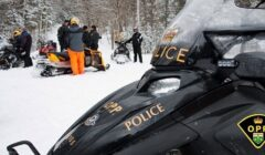 opp snowmobile two