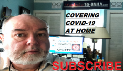 covering covid at home 2