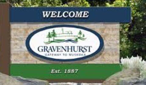gravenhurst logo front