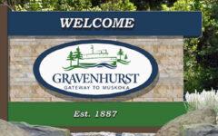 gravenhurst sign logo