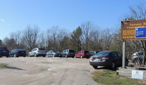 torrance barrens parking lot