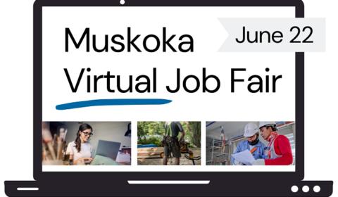 Virtual Job Fair front