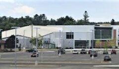 gravenhurst arena parking lot