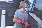 theft of gas front