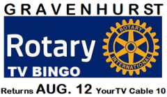 rotary bingo promo front