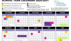 tldsb calendar