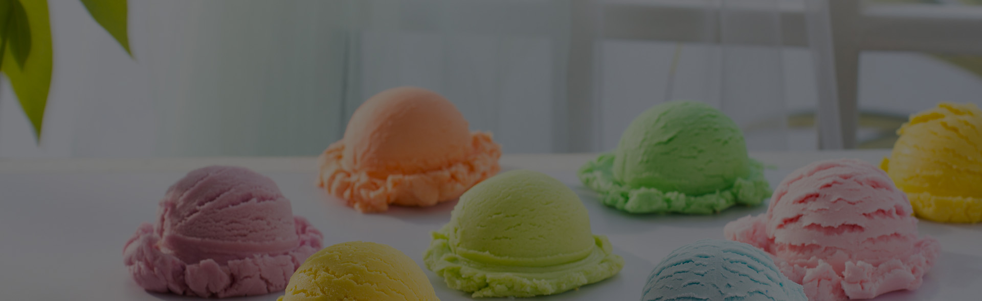 Multiple Flavors of Ice Cream