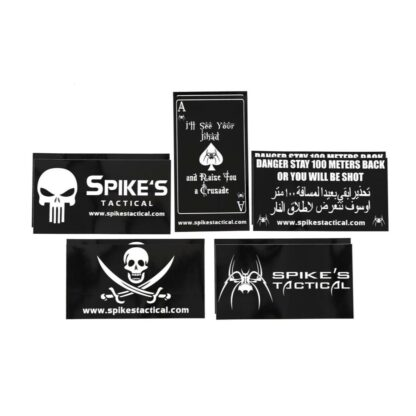 Spikes Tactical Sticker Pack