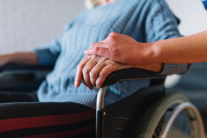Time and attendance for long-term care