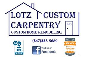 Lots Custom Carpentry logo