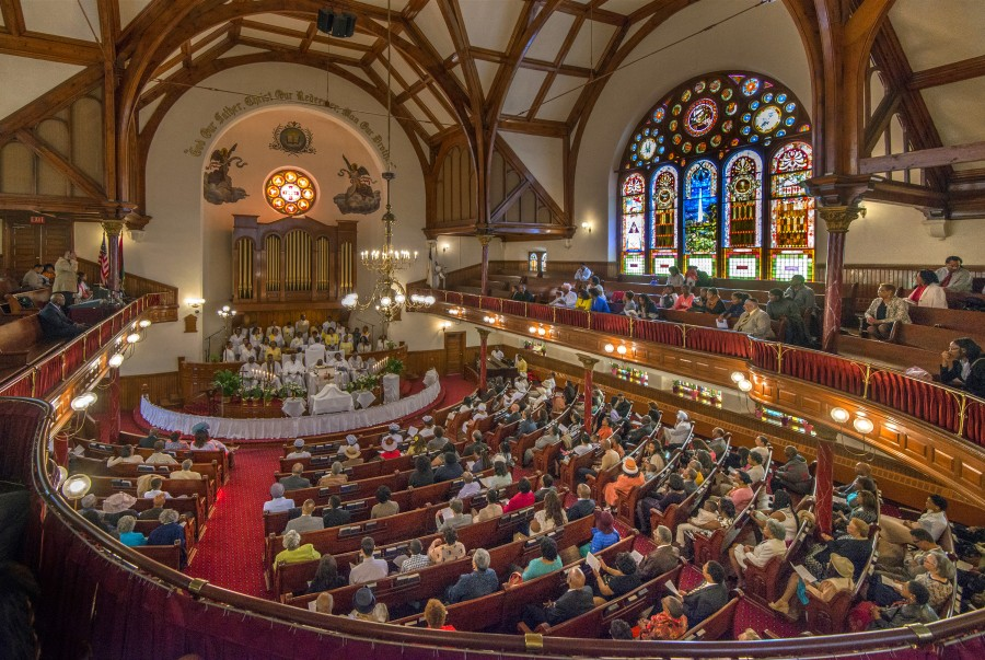 Greater Mt Zion AME Church