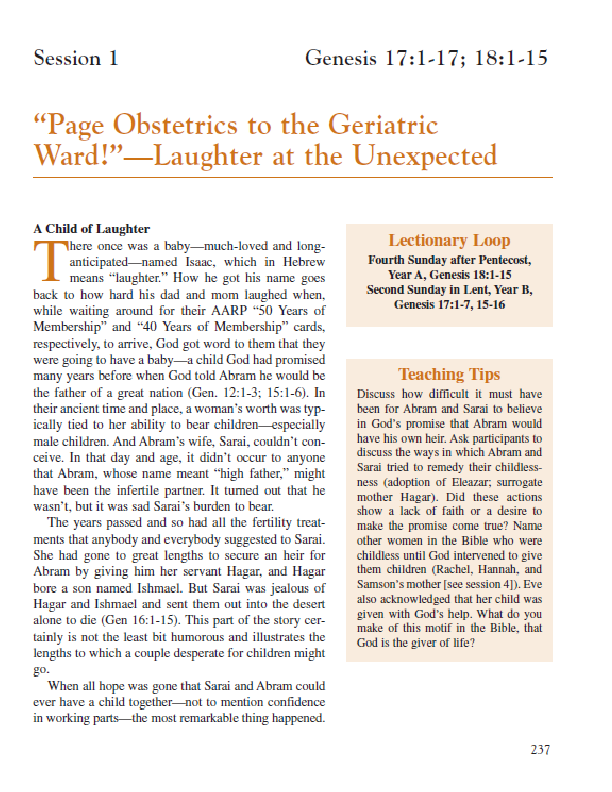 Session 1 – Page Obstetrics to the Geriatric Ward